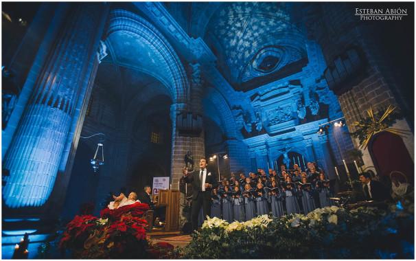 Concierto de Navidad en la Catedral ProCaritas.