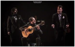 Antonio Reyes y Jesús Méndez - Concierto de Navidad