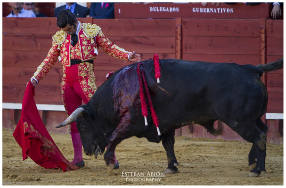Morante hace fácil lo difícil, Feria del Caballo 2017 Jerez...