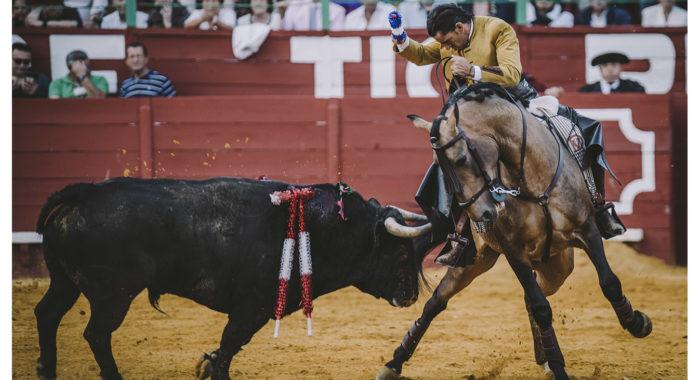 Feria del Caballo de Jerez 2019, Corrida de Rejones.